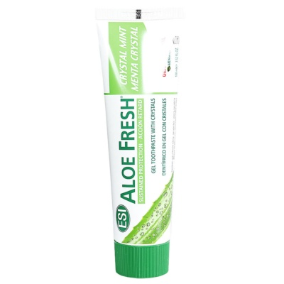 Esi Aloe Fresh Crystal Mint Toothpaste 100ml