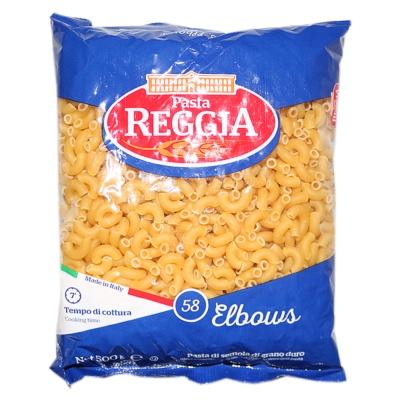 Reggia 58 Elbows Pasta 5000g