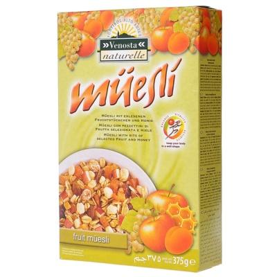 Venosta Fruit Muesli 375g