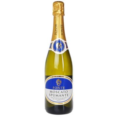 Fonte Moscato Sparkling Wine 750ml