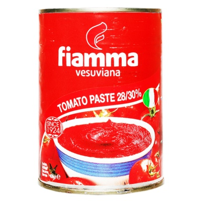 Fiamma Vesuviana Double Concentrated Tomato Paste 400g