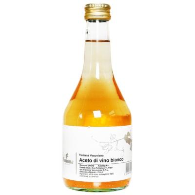 Fiamma Vesuviana White Wine Vinegar 500ml