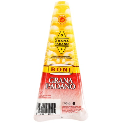 Emrow Kitchen Grana Padano Cheese 200g