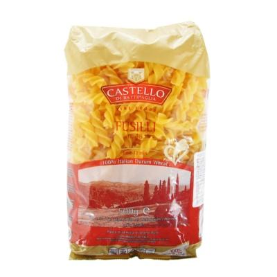 Castello Fusilli n48 Pasta 500g