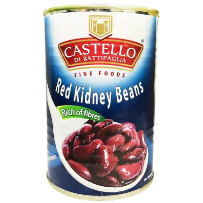 Castello Red Kidney Beans 400g