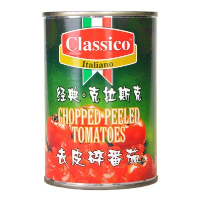 Classico Chopped Peeled Tomatoes 400g
