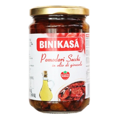 Benincasa Dried Tomatoes In Oil 290g
