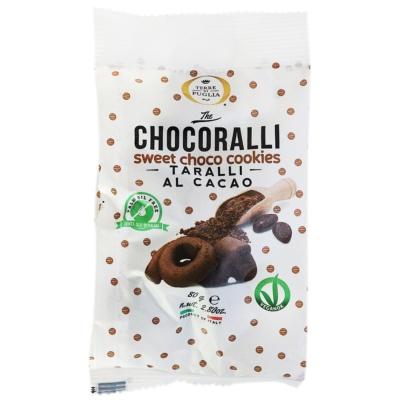 Terre Di Puglia Sweet Choco Cookies 80g
