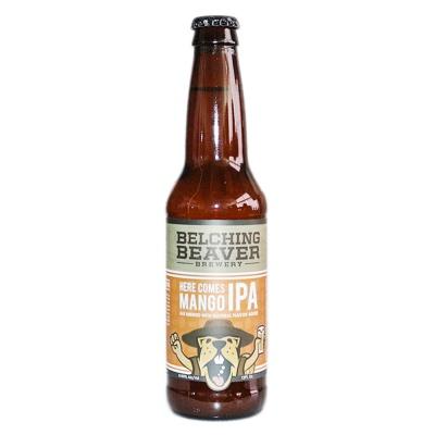 打嗝海狸牌曼戈啤酒 355ml