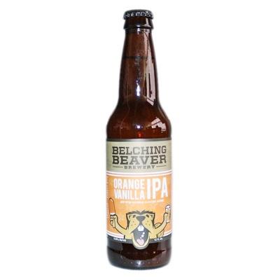Belching Beaver Orange Vanilla IPA 355ml