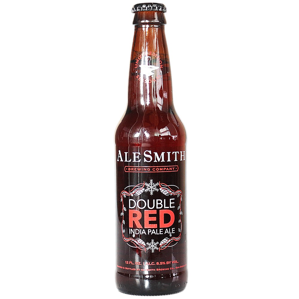 Ale Smith Double Red India Pale Ale 355ml