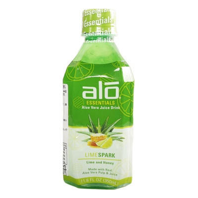 Alo Aloe Lime&Honey Juice Drink 350ml