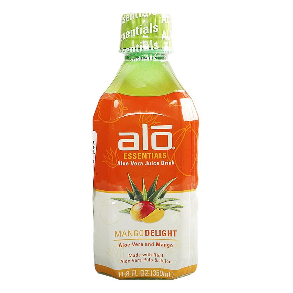 Alo Aloe Vera & Mango Juice Drink 350ml