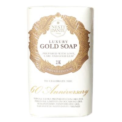 Nesti Dante Luxury Gold Soap 250g