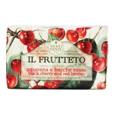 Nesti Dante Bath Soap(Black Cherry&Red Berries) 250g