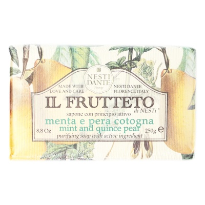 Nesti Dante Bath Soap(Mint&Quince Pear) 250g