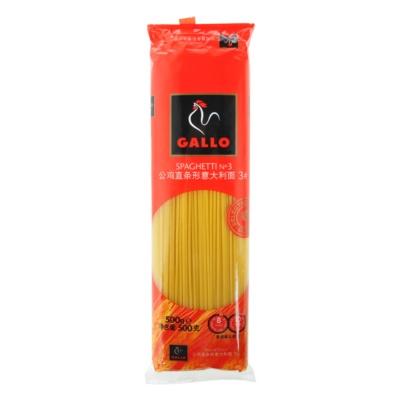 Gallo Spaghetti 3 500g