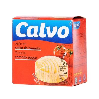 Calvo Tuna Tomato Sauce 80g