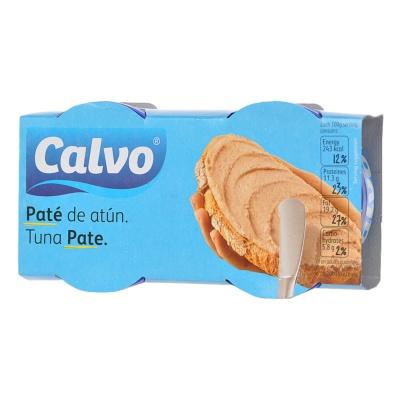 Calvo Tuna Pate 2*75g