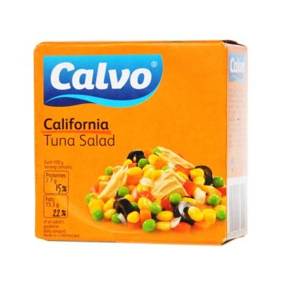 Calvo California Tuna Salad 150g