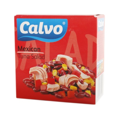 Calvo Mexican Tuna Salad 150g