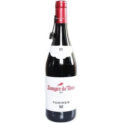 Torres Sangre de Toro Red Wine 750ml