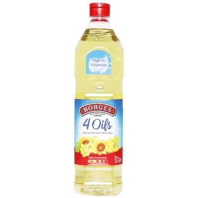 Borges Blend Of Vegetable Oils 1L