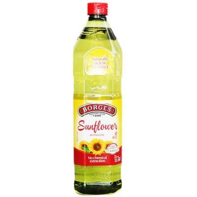 Borges Sunflower Seeds Oil 1000ml