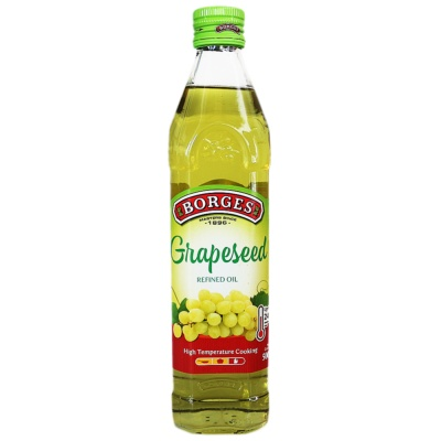Borges Grapeseed Refined Oil 500ml