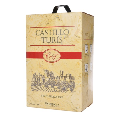 Castillo Turis Tinto Seleccion 3L