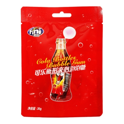 Fini Gola Bottles Bubble Gum 30g