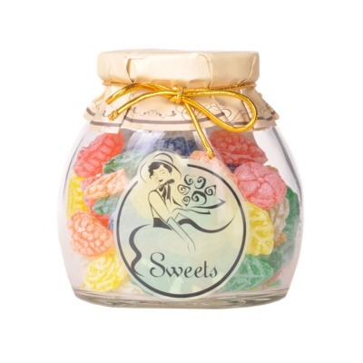Sasa's Sweetrip 1886 Assorted Flavor Fruit Candy 150g