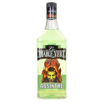 Campeny Diable Rouge Absinthe 700ml
