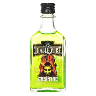 Campeny Diable Rouge Absinthe 40ml