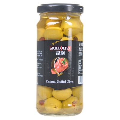 Muelolive Pimiento Stuffed Olives 240g