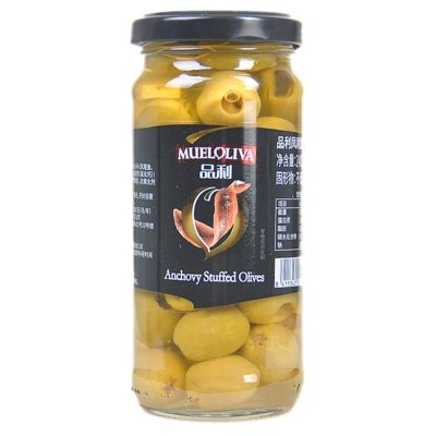 Mueloliva Anchovy Stuffed Olives 240g