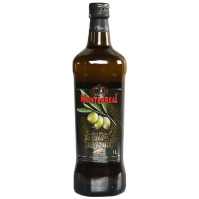 Monterreal Extra Virgin Olive Oil 1L
