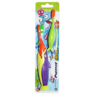 Pierrot Shark Paradise Kids Toothbrush 1p