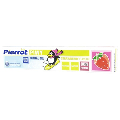 Pierrot Children Fruity Toothpaste(Strawberry) 50ml