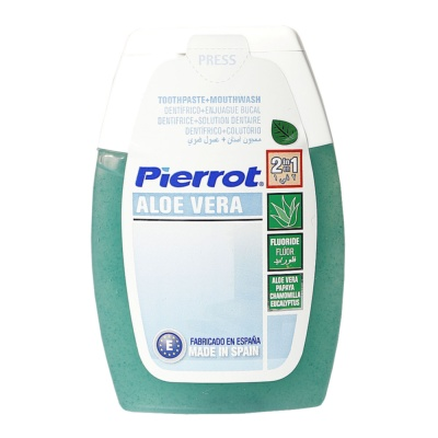 Pierrot Aloe vera 2 in 1 Toothpaste 75ml