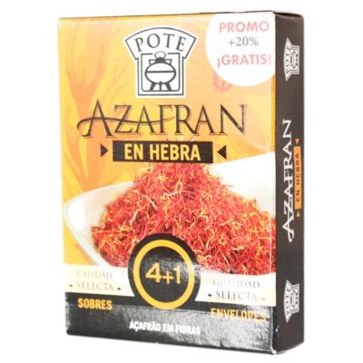 Azafran en Hebra Saffron 400mg