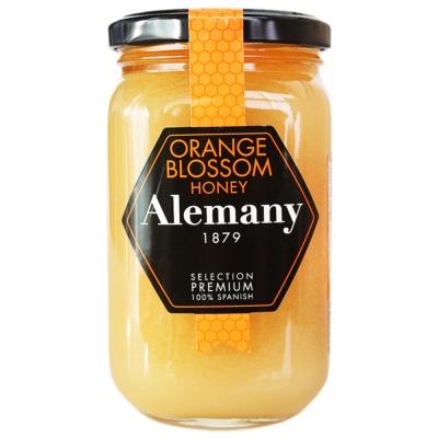 Alemany Orange Honey 500g