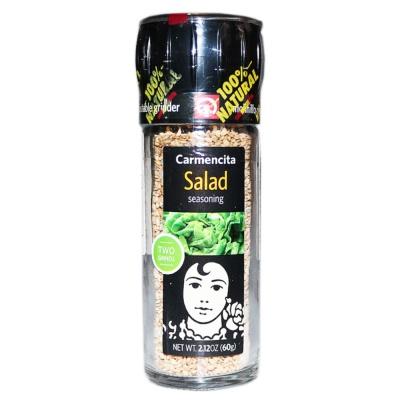 Carmentcita Salads Seasoning (Grinder New) 60g
