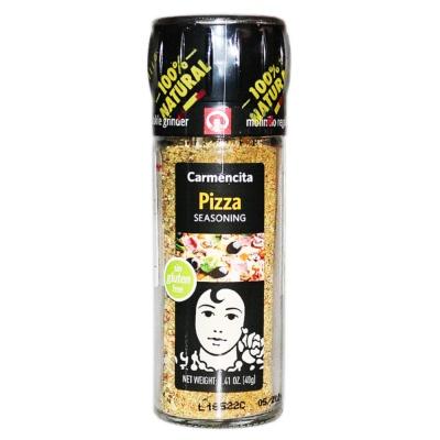 Carmentcita Pizza Seasoning (Grinder New) 40g