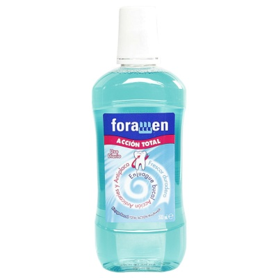 Foramen Total Action Mouthwash 500ml