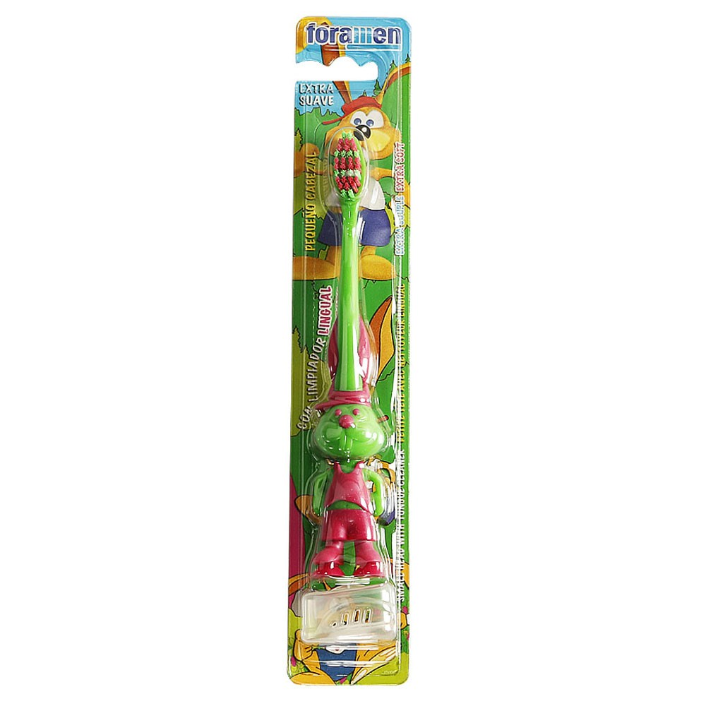 Foramen Children Super Soft Toothbrush 1p