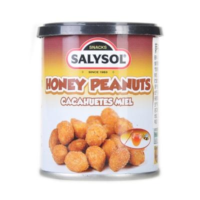 Salysol Honey Peanuts 50g