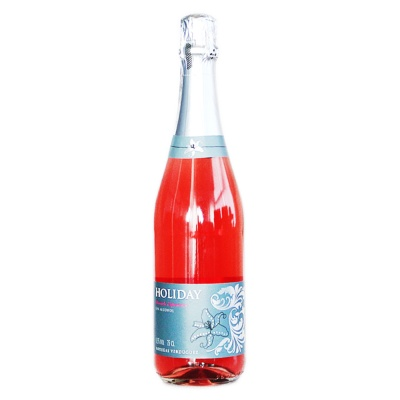 Holiday Red Sparkling Wine(Sweet) 750ml