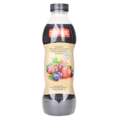 Zumosol Grape,Strawberry & Cranberry Juice 850ml