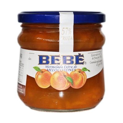 Bebe Peach Preserve 340g